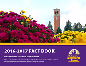 2016-17 UNI Factbook
